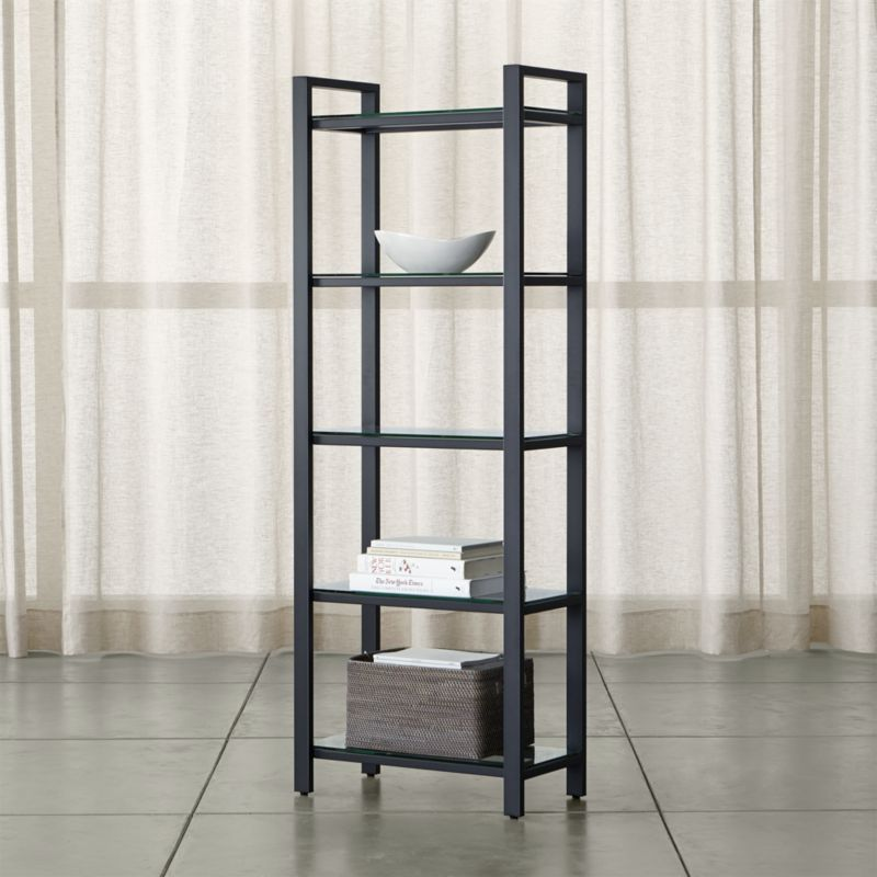 Bookcases: Wood, Metal and Glass | Crate and Barrel
