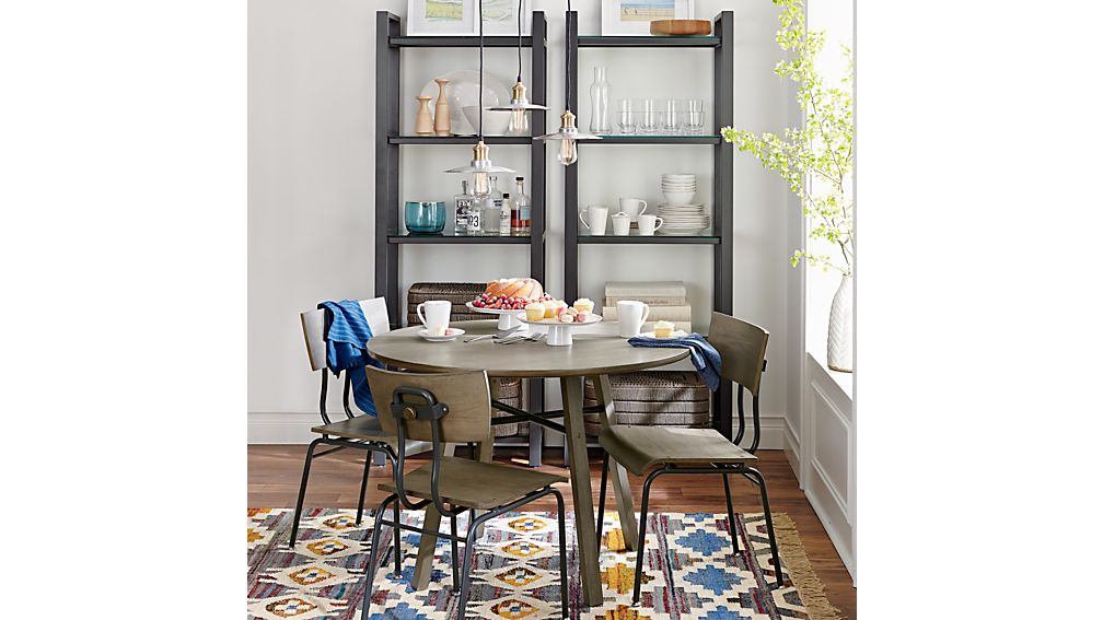 Pilsen Graphite Bookcase + Reviews