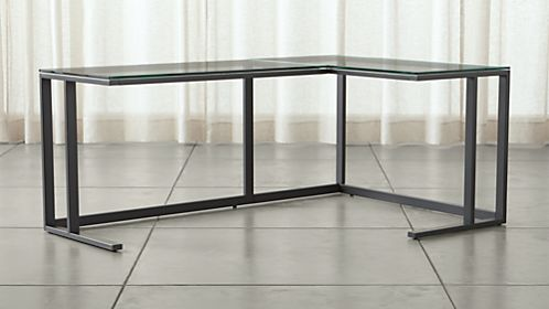 Modern Home Office Desks Crate And Barrel