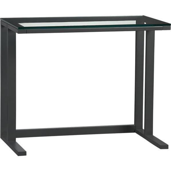 """Pilsen Graphite 36"""" Desk"""