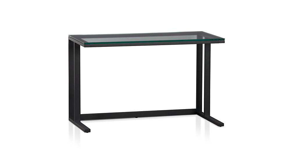 ... Pilsen Graphite Desk ...