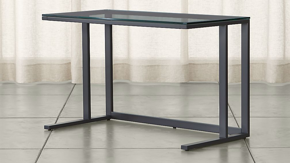 Pilsen Graphite Desk - Image 1 of 9