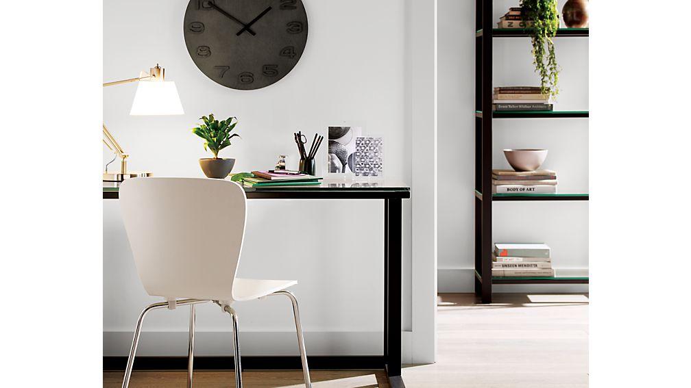 Felix White Dining Chair