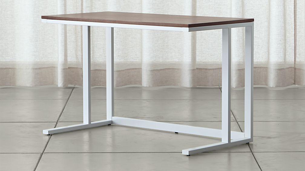 Pilsen Salt Desk with Walnut Top - Image 1 of 7