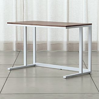 Pilsen Salt Desk with Walnut Top