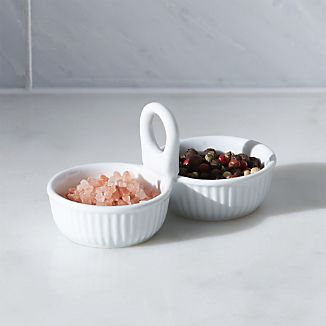 Pinch & Dash Mini Double Ramekin