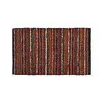 Pinstripe Copper 30 x50  Rug