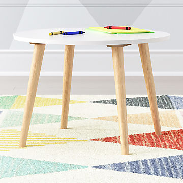 Surprising Kids Tables And Chairs For Play Crate And Barrel Dailytribune Chair Design For Home Dailytribuneorg