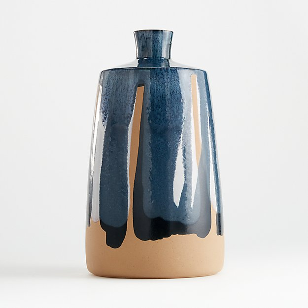 Pintura Dark Blue Vase - Image 1 of 5