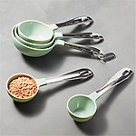 Pistachio Measuring Cups, Set of 5