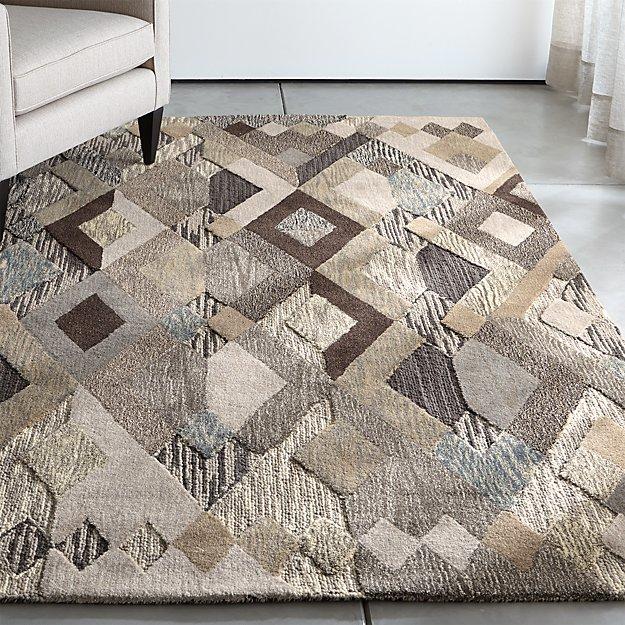 Pitagora Wool Rug