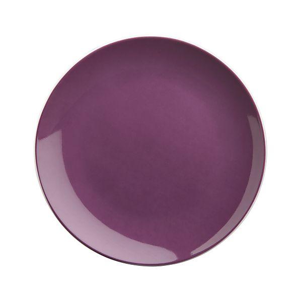 """Amethyst 6.5"""" Appetizer Plate"""