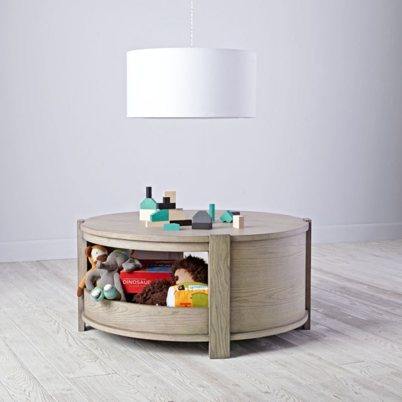 Genial Round Coffee Play Table Sesigncorp