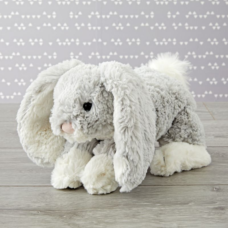 Jellycat Medium Silver Bunny Stuffed Animal Reviews