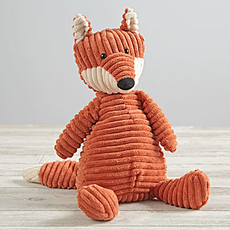 Jellycat ® Corduroy Fox Stuffed Animal