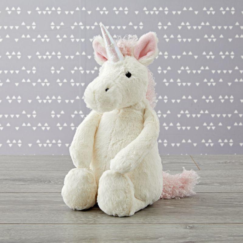 Jellycat Medium Unicorn Stuffed Animal Reviews Crate