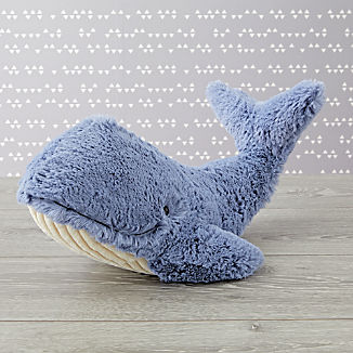 Jellycat ® Whale Stuffed Animal