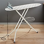 Polder ® Deluxe Plaid Ironing Board