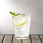 Pop Clear Acrylic 15 oz. Drink Glass