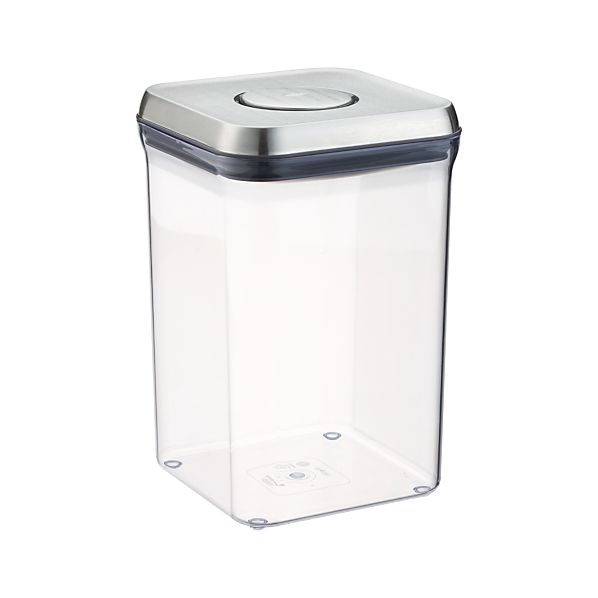 OXO ® Pop Stainless 4 qt. Container with Lid