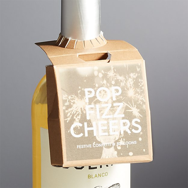 Pop Fizz Cheers Bottleneck Mini