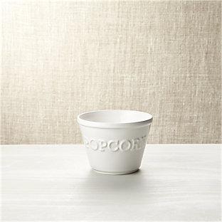 large popcorn bowl crate and barrel. Black Bedroom Furniture Sets. Home Design Ideas