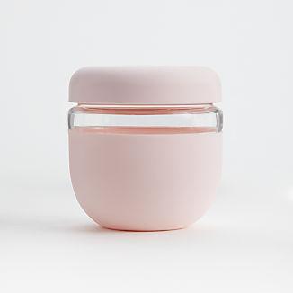 Porter 24-Oz. Blush Seal-Tight Glass Container