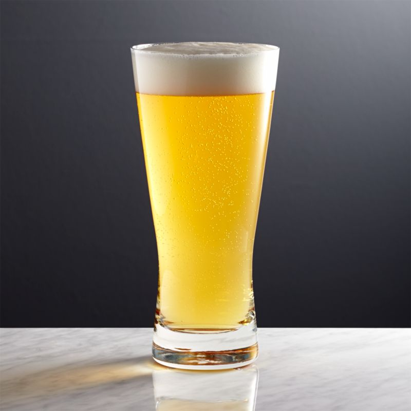 portland 22 oz beer glass reviews crate and barrel