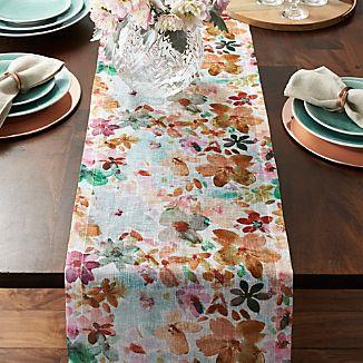 """Posey Linen Table Runner 120"""""""