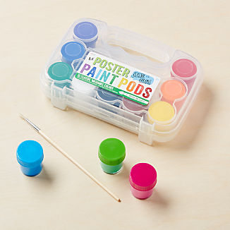 Ooly Poster Paint Pods Classic Colors