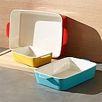 Potluck Baking Dishes, Set of 3