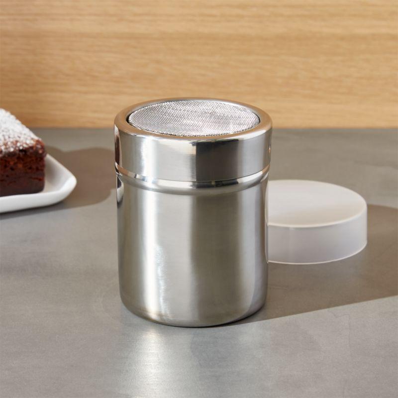 Powdered Sugar Shaker Reviews Crate And Barrel