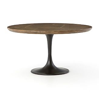 Powell Tulip Base Dining Table