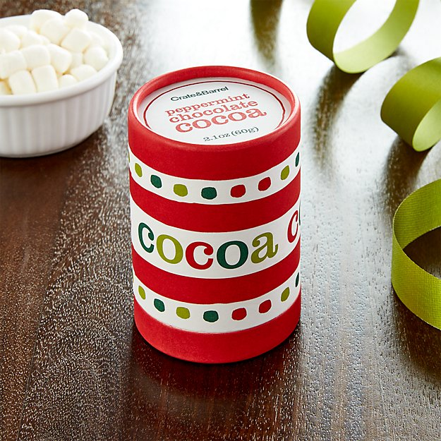 Peppermint Chocolate Cocoa