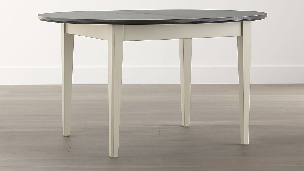 Pranzo II Vamelie Oval Extension Dining Table Reviews Crate And - Oval dinner table