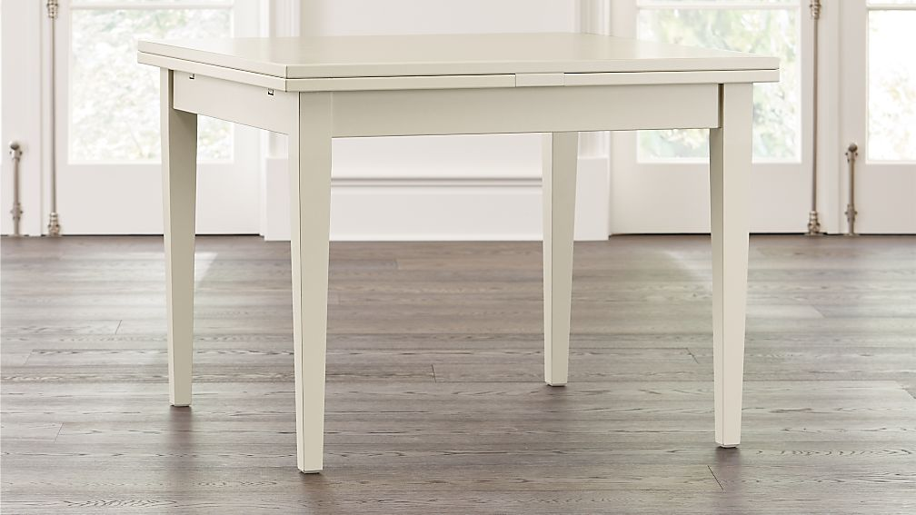 Pratico Vamelie Extension Square Dining Table - Image 1 of 9
