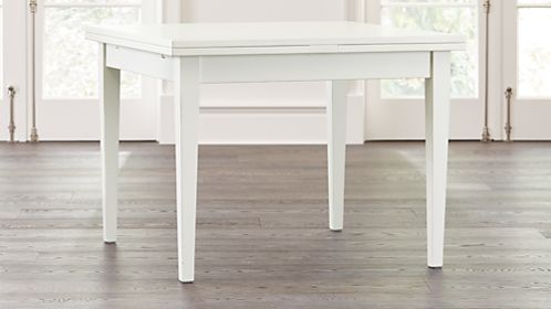 Crate and Barrel & Shop Dining Room \u0026 Kitchen Tables Online   Crate and Barrel