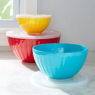 Prep & Store Bowls, Set of 3