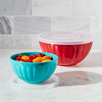 Prep & Store Small Bowls, Set of 2