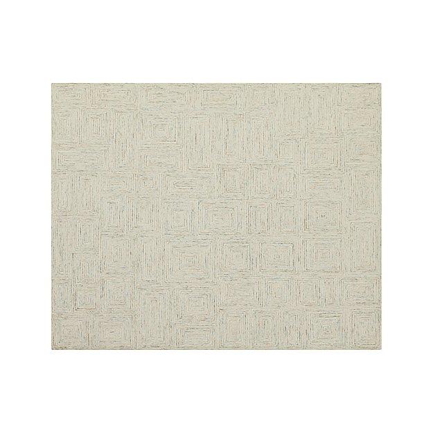 Presley Neutral Wool 8'x10' Rug