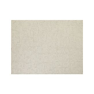 Presley Neutral Wool 9'x12' Rug