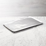 Preston Rectangular Metal Serving Platter
