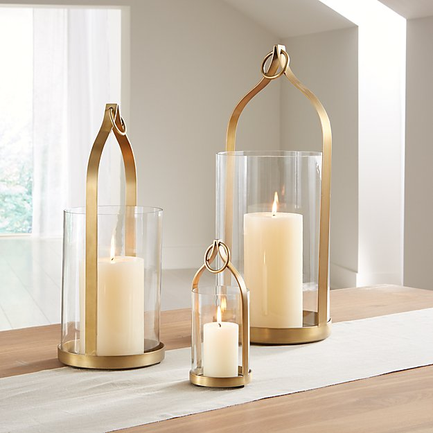 Priya Brass Lanterns - Image 1 of 6