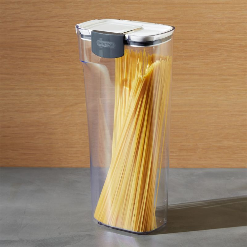 Progressive ® Prokeeper Pasta Keeper & Food Storage Containers: Glass and Plastic | Crate and Barrel