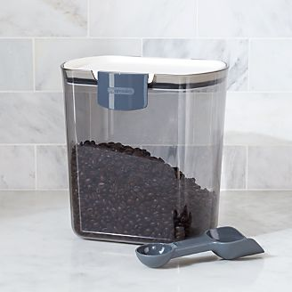 garten container, food storage containers: glass and plastic | crate and barrel, Design ideen