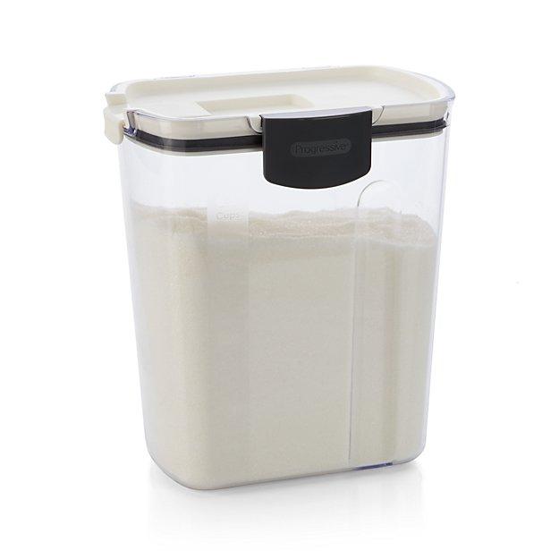 Quick Trip Kitchens: Progressive ProKeeper 2.3-Qt. Sugar Storage Container