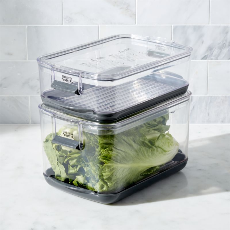 Progressive International Storage Containers Crate and Barrel