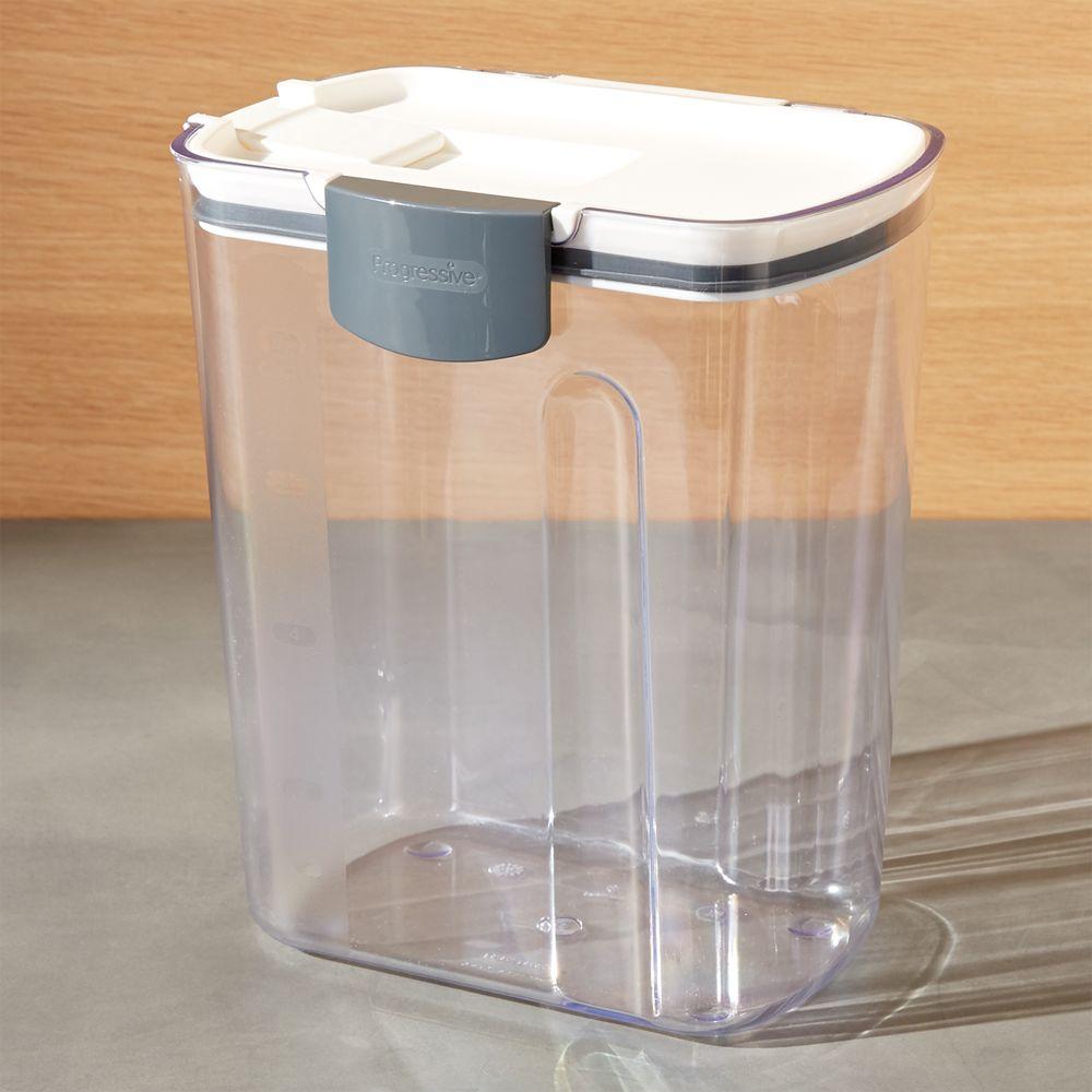 Progressive ® ProKeeper 2.3-Qt. Sugar Storage Container - Crate and Barrel