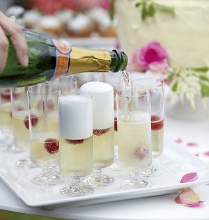 Prosecco Sparkling Wine Glass