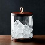 Prospect Glass Ice Bucket